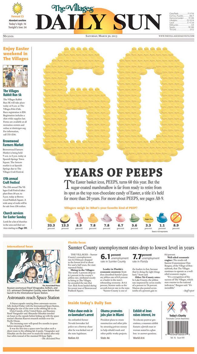 60 Years of Peeps