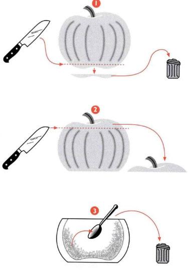 Carving a Pumpkin - Part 1