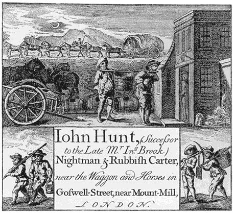 John Hunt Night-Soil