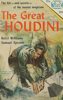The Great Houdini by Beryl Williams & Samuel Epstein