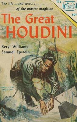 The Great Houdini by Beryl Williams & Samuel Epstein