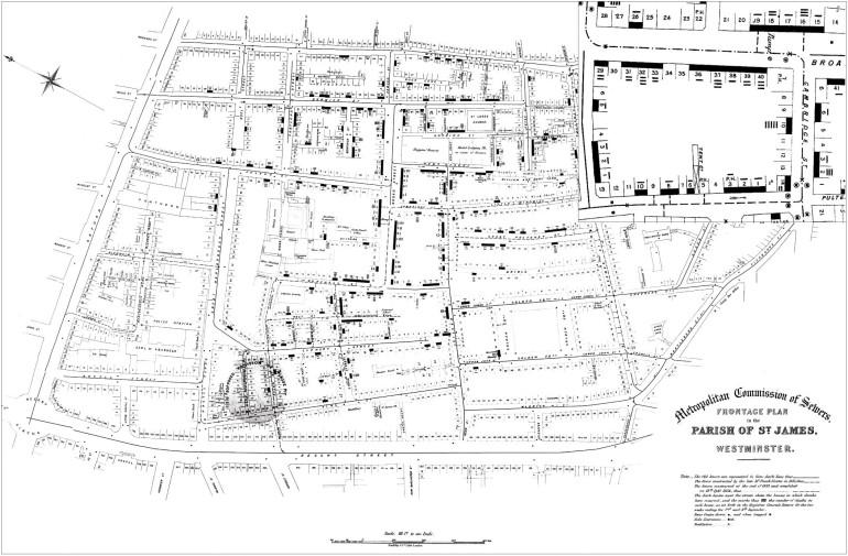 Edmund Cooper's Map