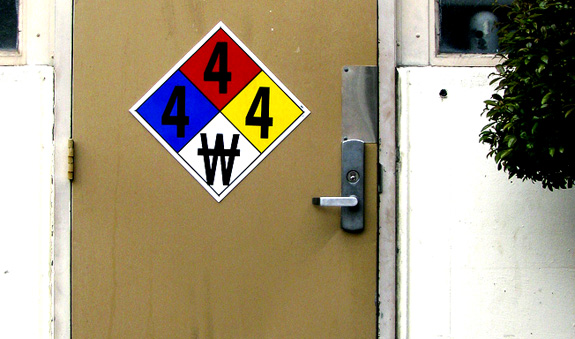 hazmat at diamond pin safety compliancesigns signs com nfpa diamonds labels