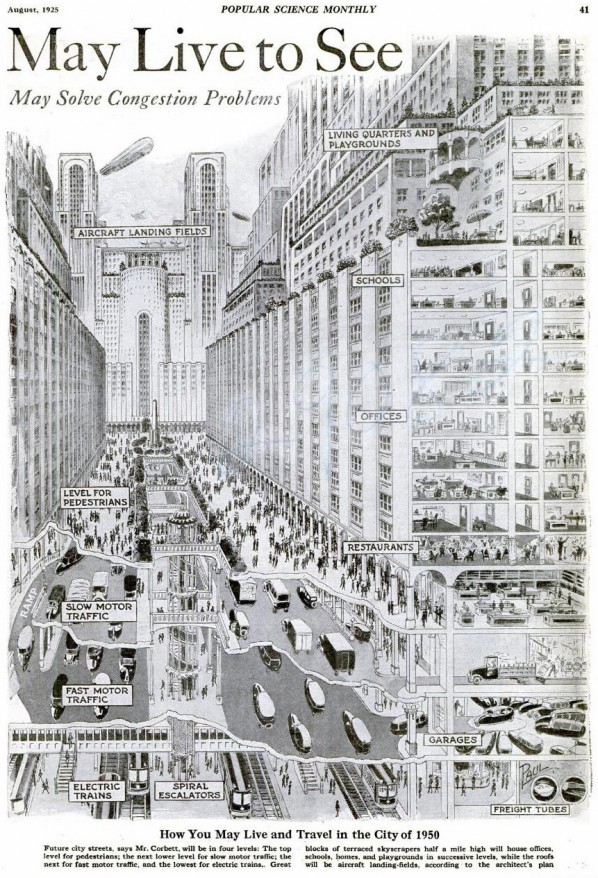 Urban-1925-598x878How-you-may-live-and-travel-in-the-city-of-1950-c_1925