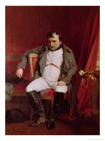 157912~Napoleon-1769-1821-after-his-Abdication-Posters