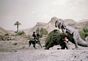 """The Valley of Gwangi"" (1969)."