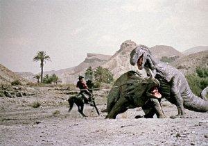 """The Valley of Gwangi"" (1969)."