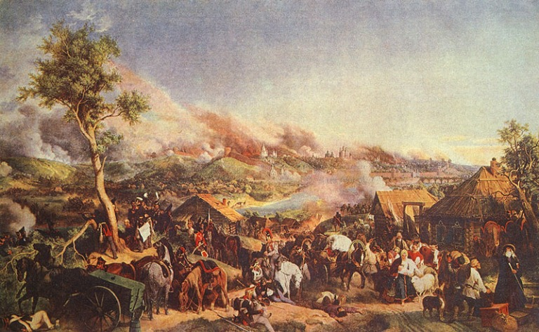 The Battle of Smolensk