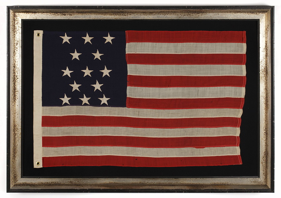 America s independence photos of 50 american flags from for History of american flags