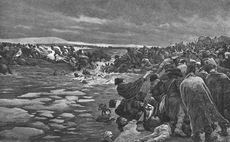 Crossing of the Berezina