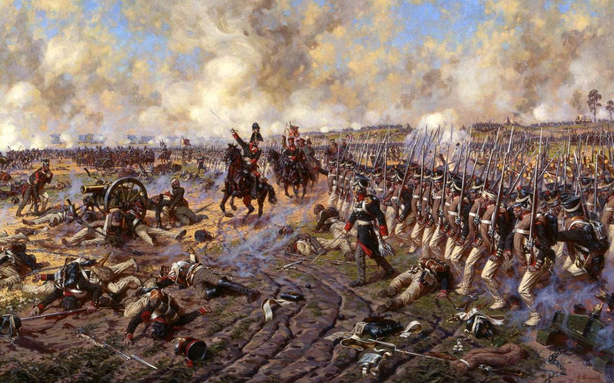 The Batte of Borodino