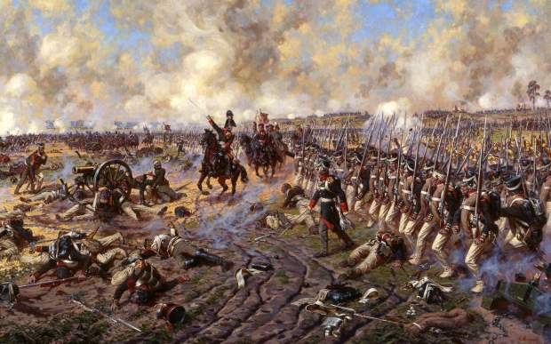 The Batte of Borodino