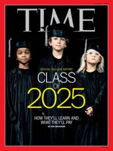 Time Magazine - Class of 2025