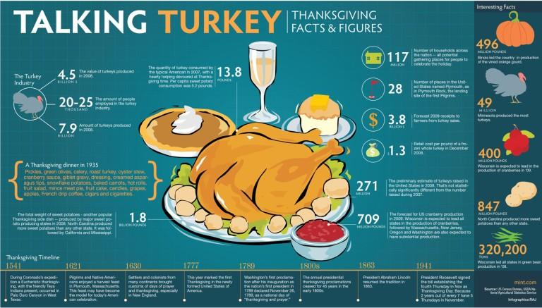 Talking Turkey Infographic