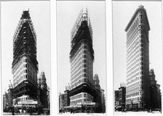 Flatiron Building Construction