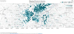 Mapping Poverty in America