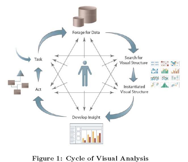 Cycle of Visual Analysis