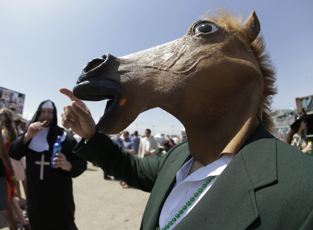AP KENTUCKY DERBY HORSE RACING S RAC USA KY