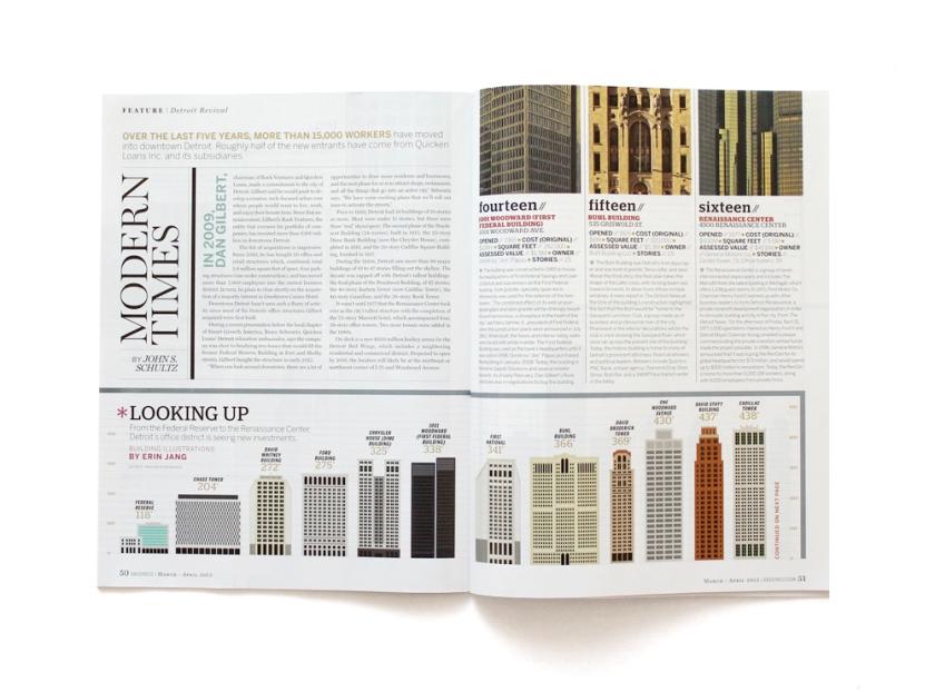 Buildings of Detroit Magazine
