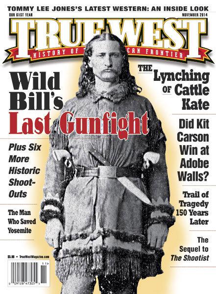 True West Magazine Nov 2014