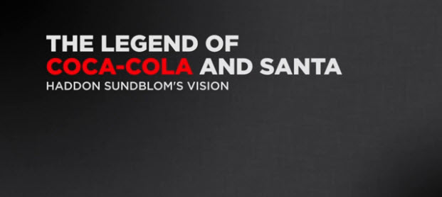 The Legend of Coca-Cola and Santa