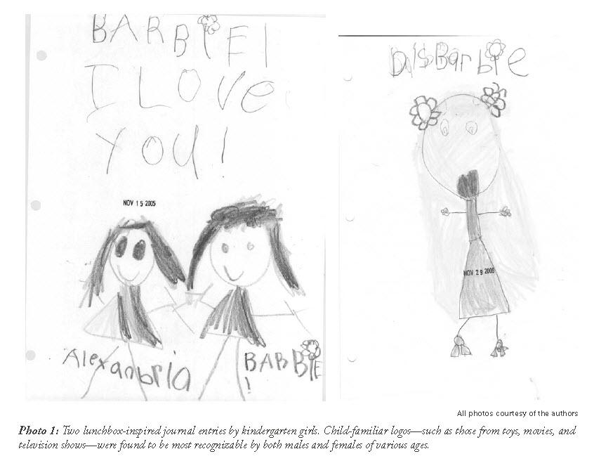 Barbie - Environmental Print