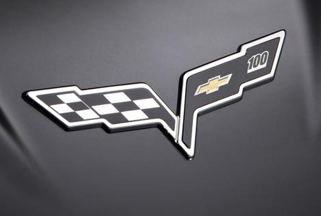 2012 Chevrolet Centennial Edition Corvette Z06