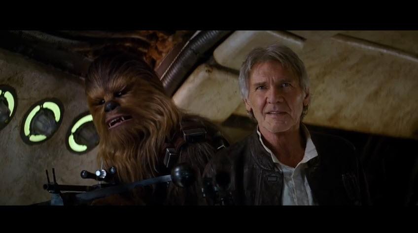 Star Wars Trailer 2