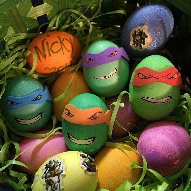 tmnt eggs
