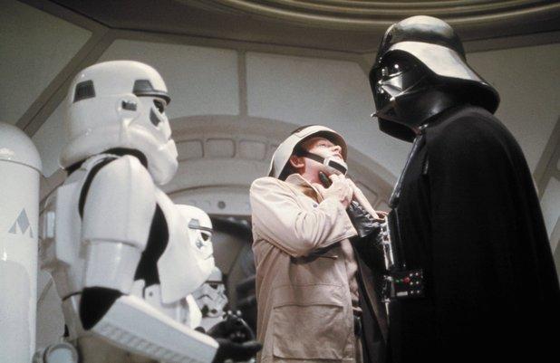 Darth Vader Choking