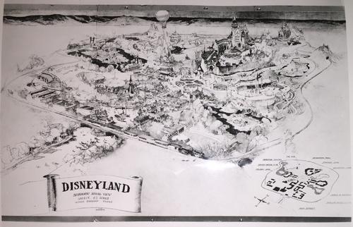 1953_Disneyland_Presentation_Map_Pencil2