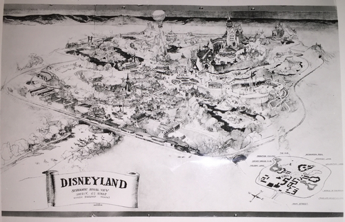 1953_Disneyland_Presentation_Map_Pencil2