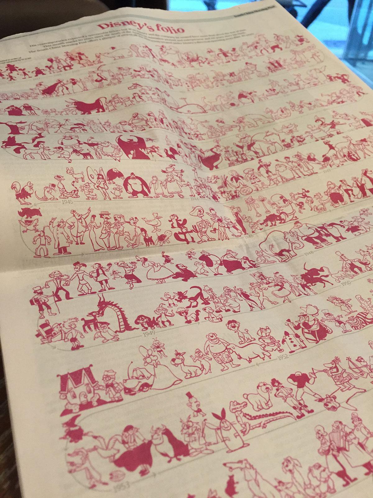 Disneys Folio - 3