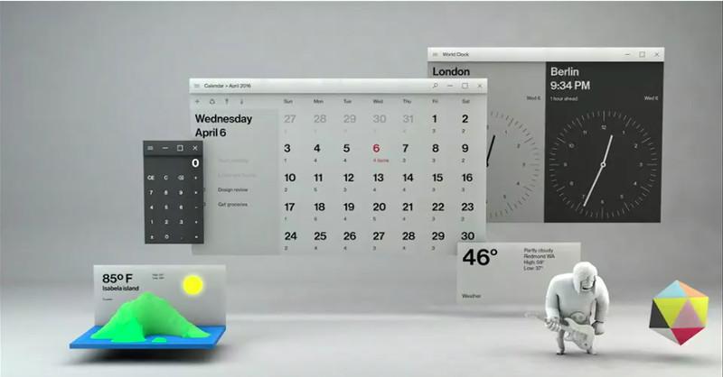 Microsoft Introduces Its New Metro Ui Fluent Design Michael Sandberg S Data Visualization Blog