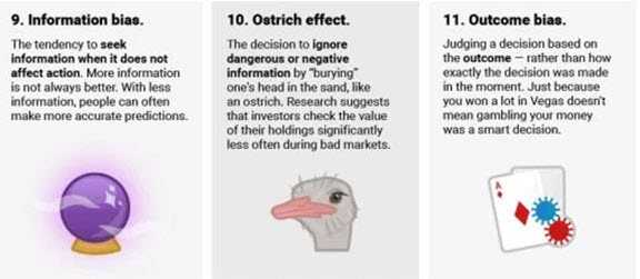 Infographic: 20 cognitive biases that screw up your ...