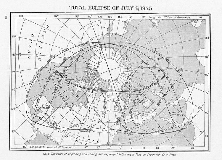 1945_July_9_TSE_American_Ephemeris_And_Nautical_Almanac
