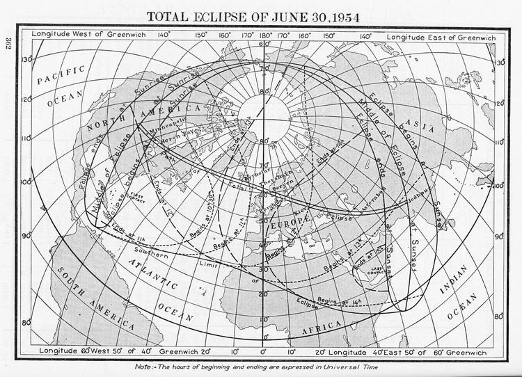 1954_June_30_TSE_American_Ephemeris_And_Nautical_Almanac