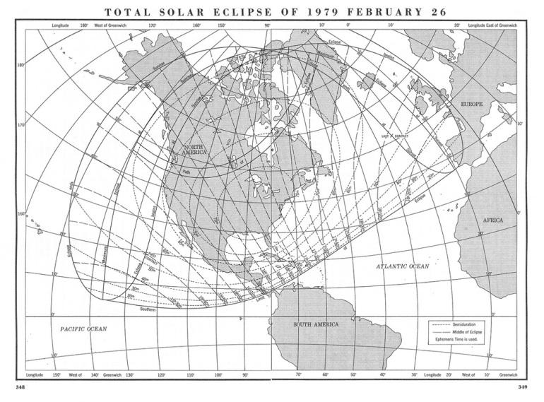 1979_February_26_TSE_American_Ephemeris_And_Nautical_Almanac