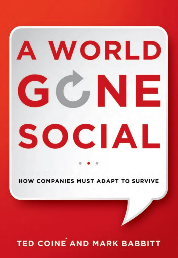 A World Gone Social Book Cover