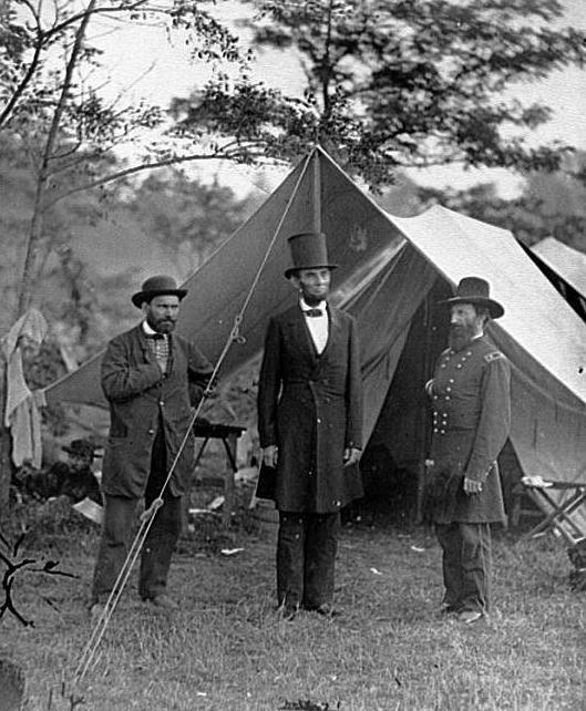 Abraham Lincoln - 1862
