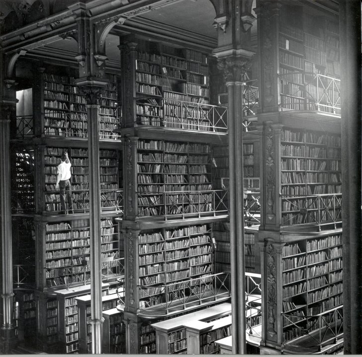 Cincinnati Main Library - 1950