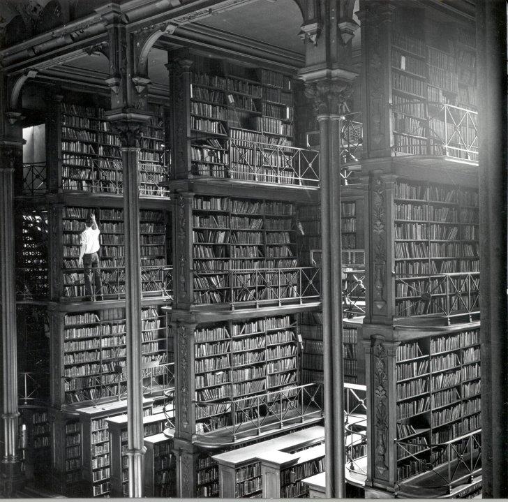 Cincinnati Main Library - 1950