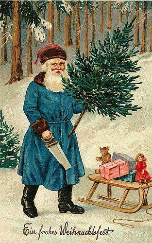 fc9953d6eddc0a5cbe1ff22b26692d56--christmas-postcards-vintage-christmas-cards