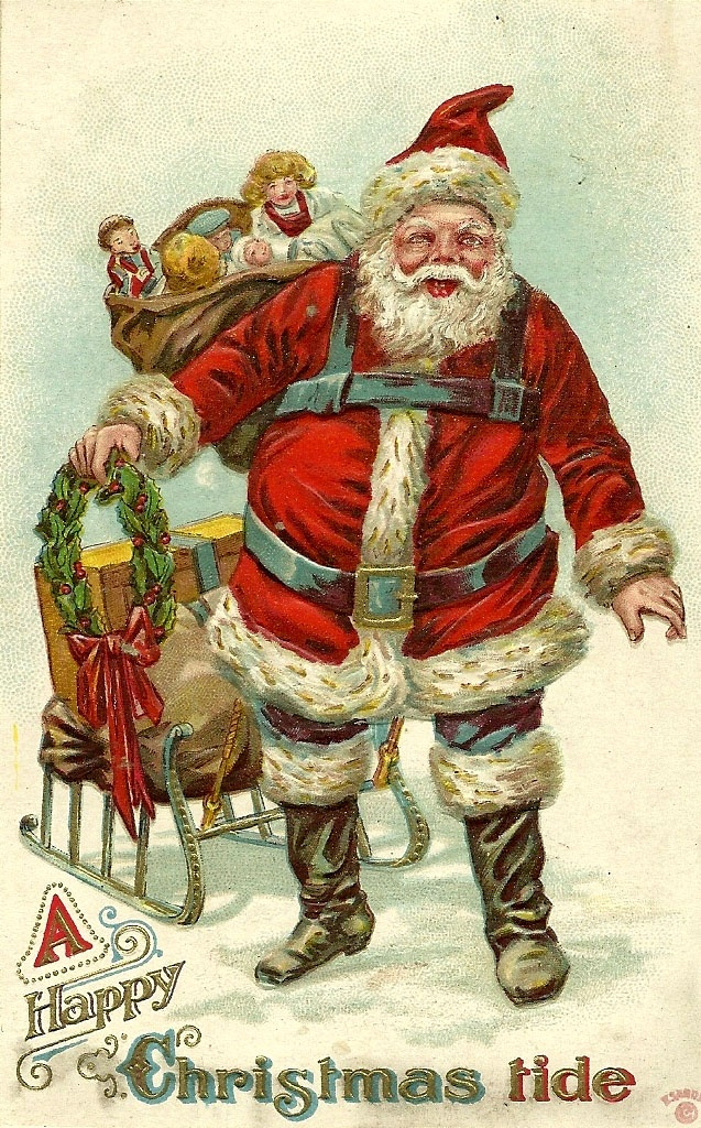 ff09a13a7e76680d56fb2c09d431fa17--christmas-postcards-vintage-christmas-cards
