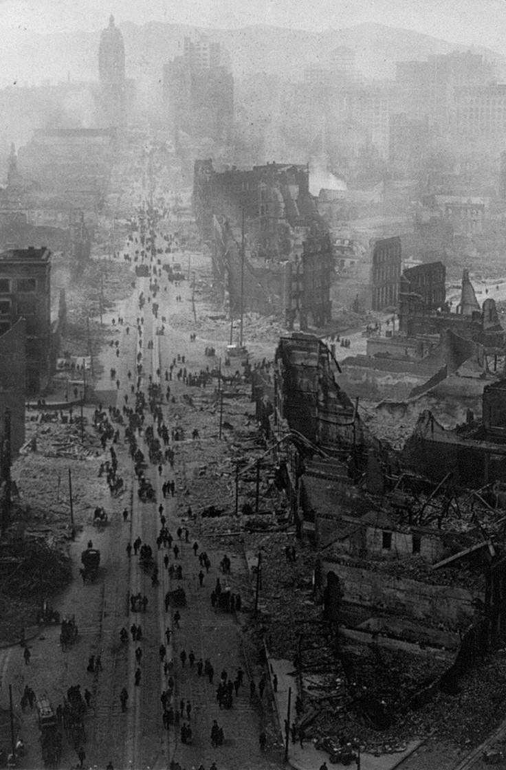 San Francisco - 1906