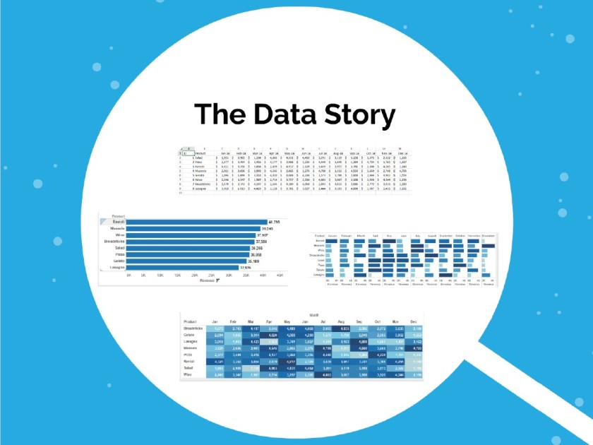The Data Story
