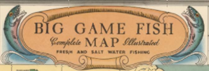 Big Game Fish Snippet - 0
