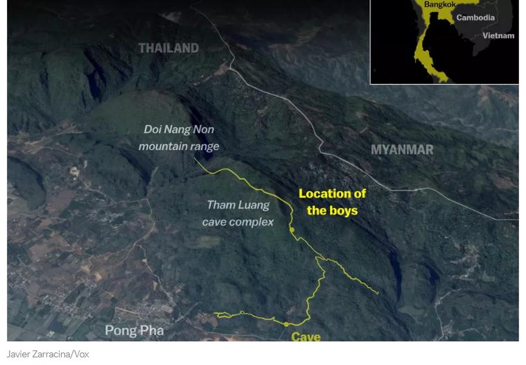 Vox - Thai Cave 1