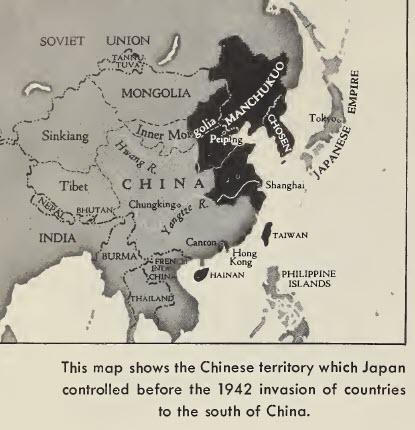 Chinese Territory