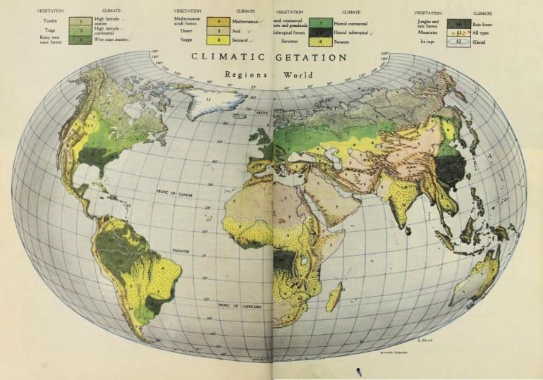 Climate Getation